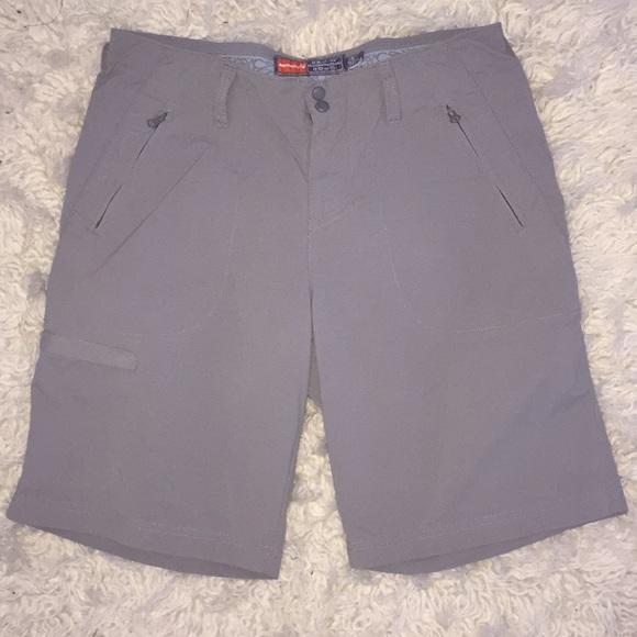 Merrell Pants - Women's Merrell Belay Opti-Wick Shorts Sz - 12